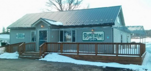 Photo by Katrina Fuller. The inviting Boomerang Cafe of Busti, NY.