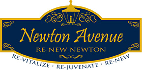 Re-new Newton logo designed by Nick Trussalo.