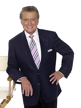 Regis Philbin Photo Credit: www.lucycomedyfest.com