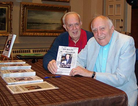 Walt Pickut and Jim Roselle