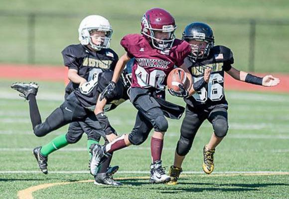 Gator midget football — img 5