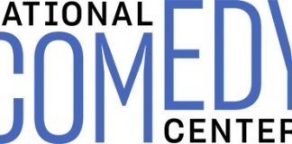 National Comedy Center Logo
