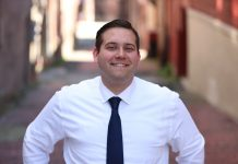 Jamestown Mayor Elect Eddie Sundquist