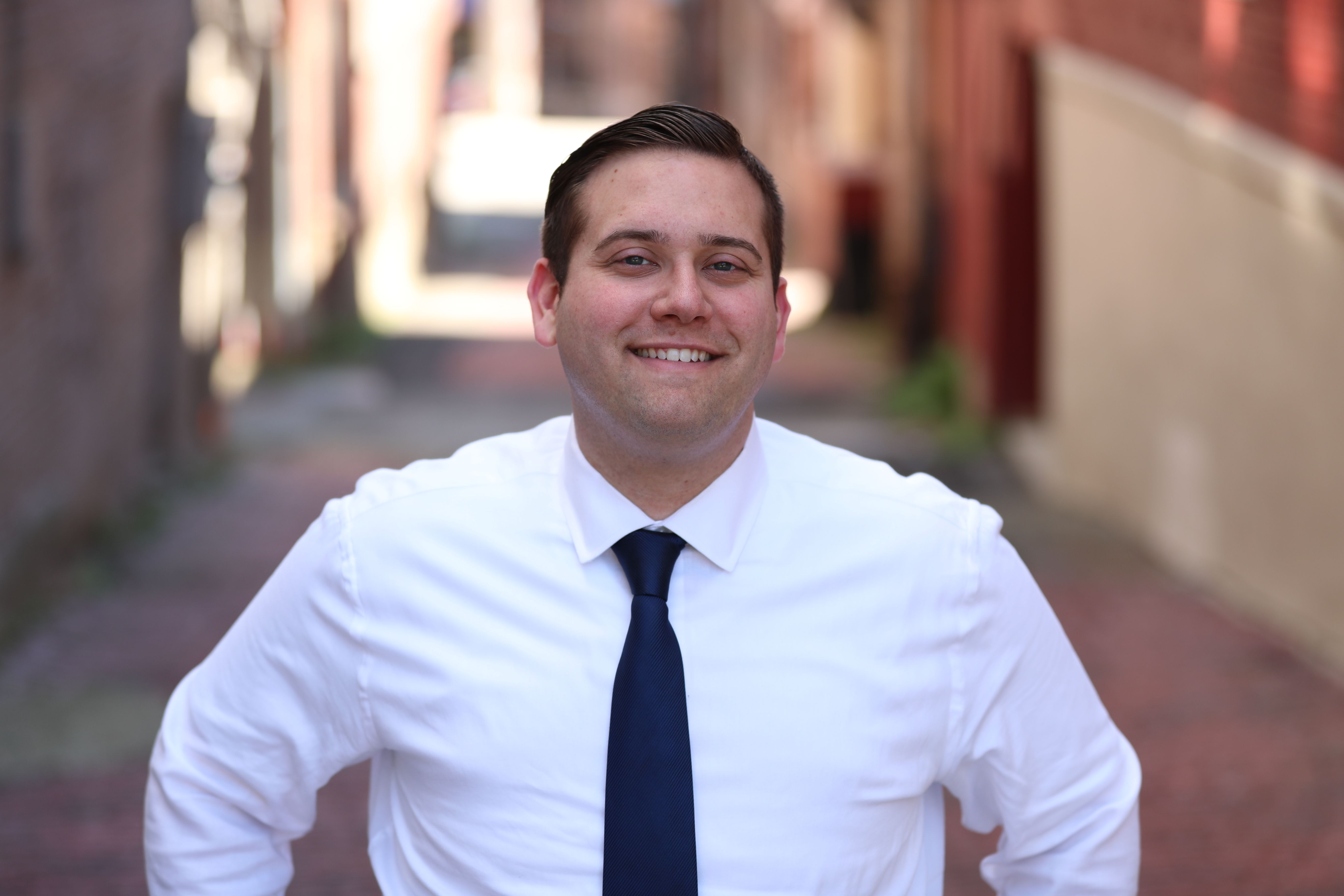 Jamestown Mayor Elect Eddie Sundquist