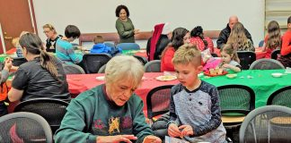 Gingerbread Workshop at Prendergast Library