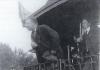 Teddy Roosevelt in Jamestown November 1, 1900