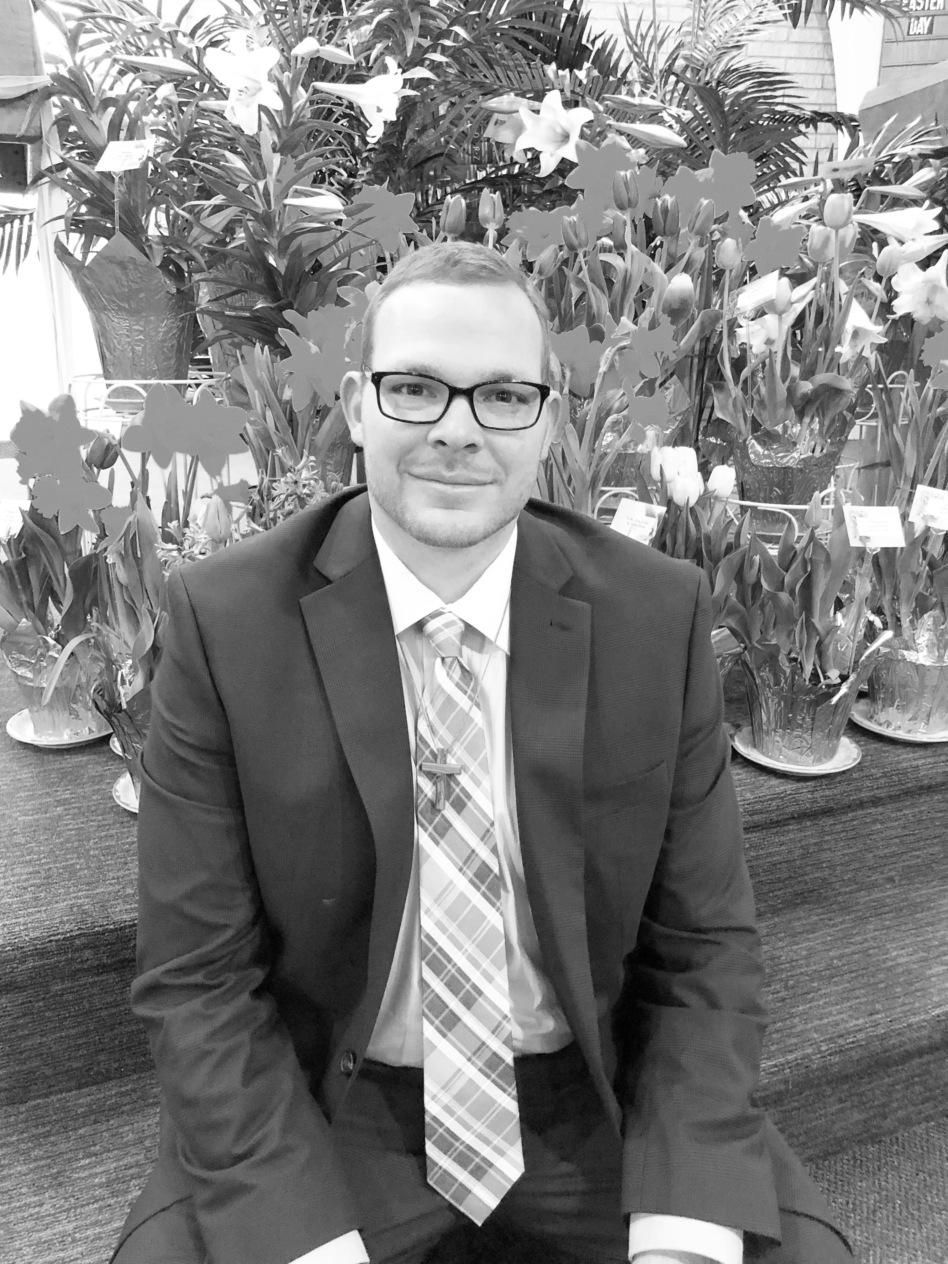 Pastor Shawn Hannon