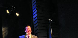 Eddie Sundquist, 25th Mayor of the City of Jamestown.