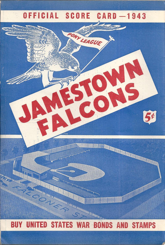 Jamestown Falcons Program, 1943