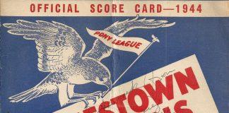 Jamestown Falcons Program, 1944