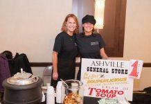SOUPer Bowl Sunday IX Ashville General Store Winning Soup