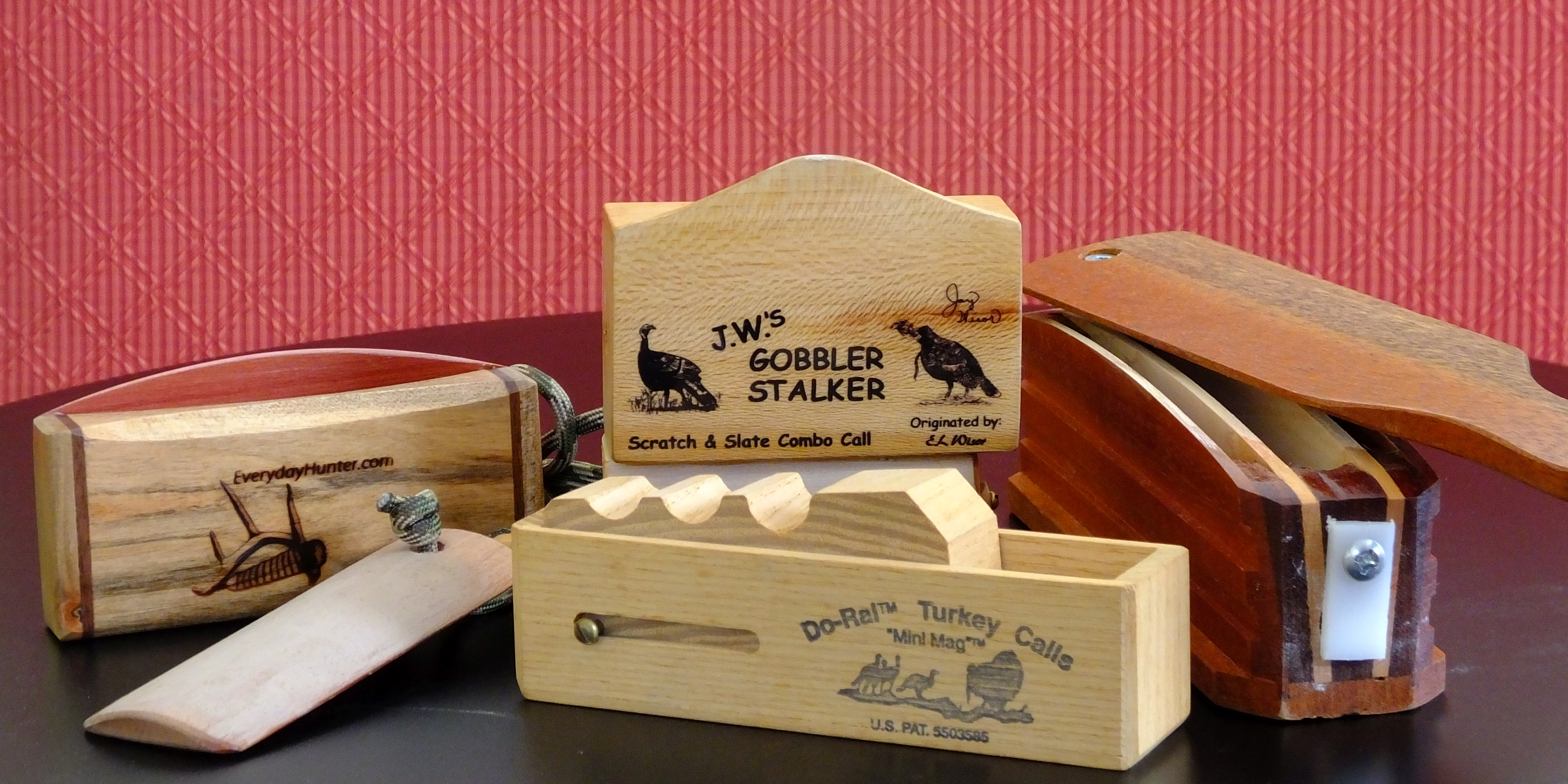 Turkey calls come in an almost infinite number of designs, most of which are pretty simple — simple enough that you can probably create one that will fool a gobbler.