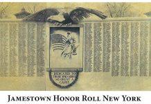 Jamestown WW II Honor Roll