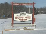 Chautauqua County/Jamestown Airport at Robert H. Jackson Field
