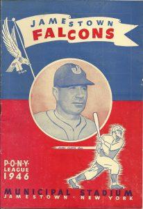 Jamestown Falcons Program, 1946