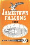 1950 Jamestown Falcons Program