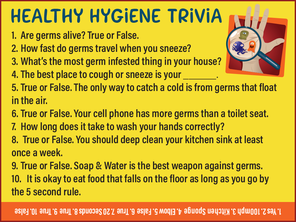Healthy Hygiene Facts