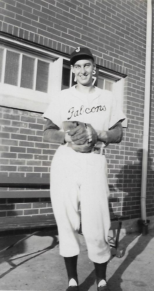 Pat Haggarty (Falcon), 1948