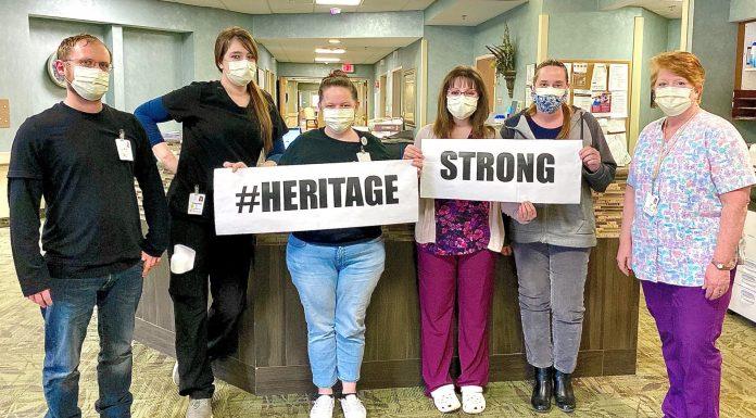 Heritage Staff