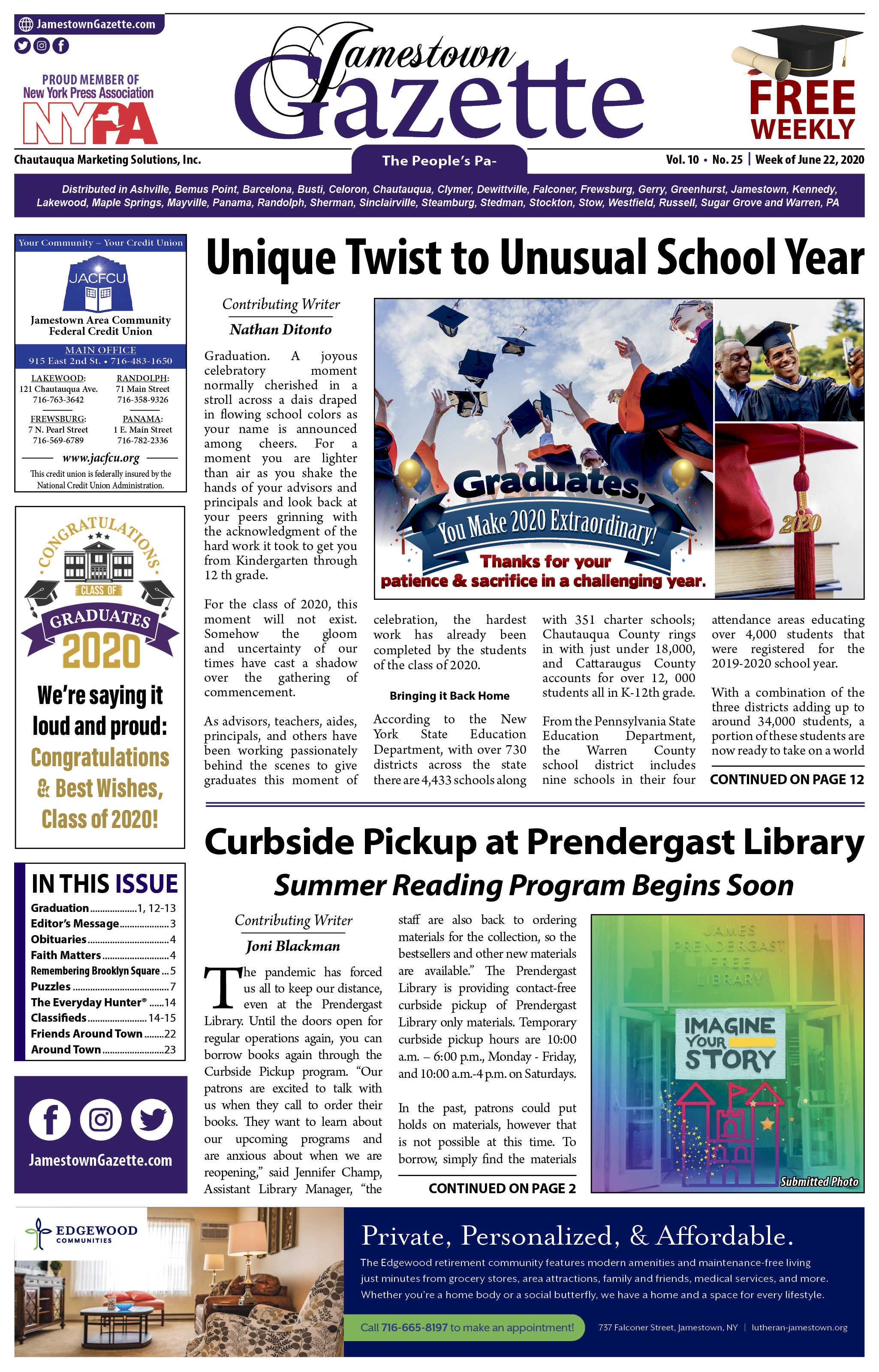 front page 6-22-20