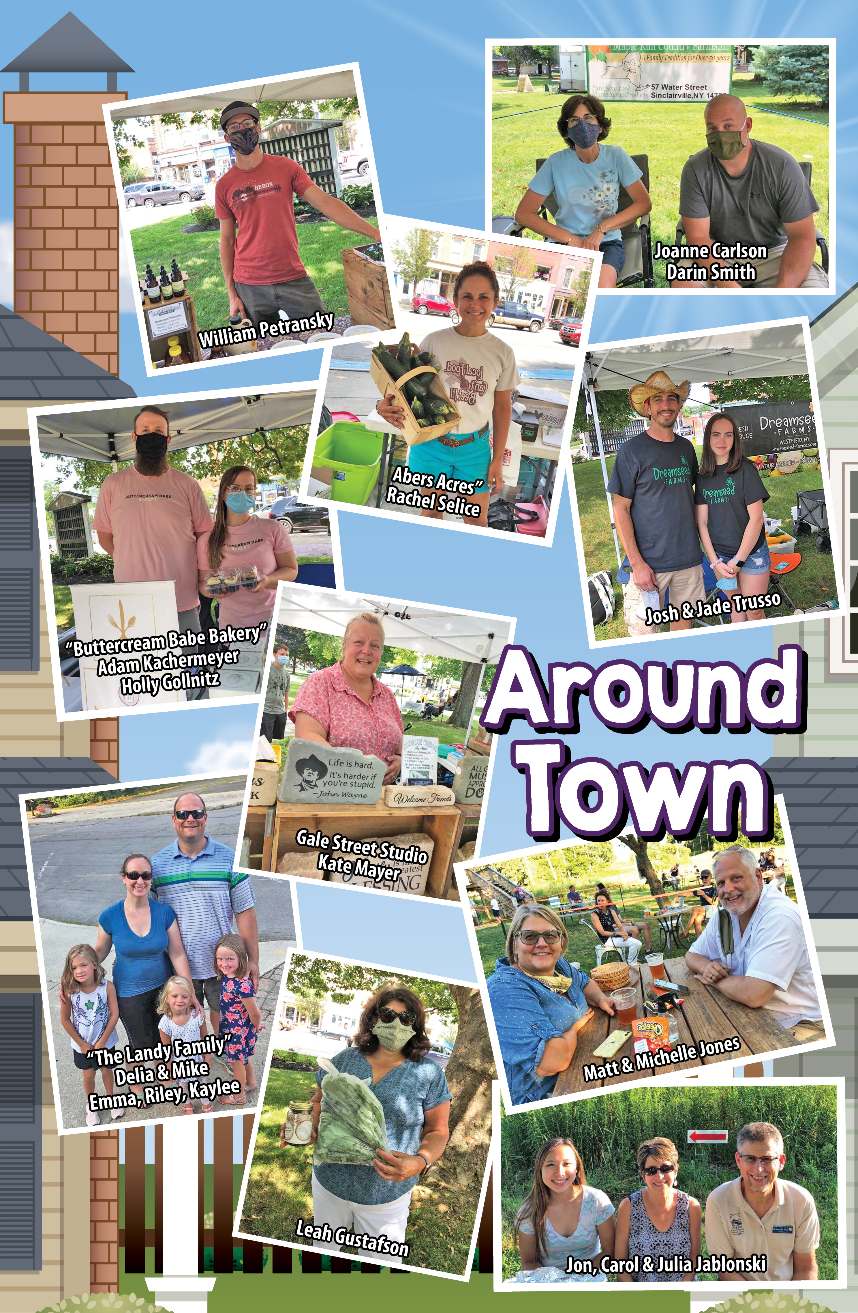 Around Town 7-27-2020