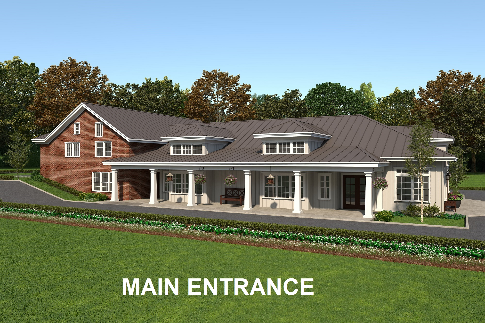 The 5- bed hospice residence, which will be located adjacent to CHPC administrative offices in Lakewood, will serve an estimated 200 patients annually.