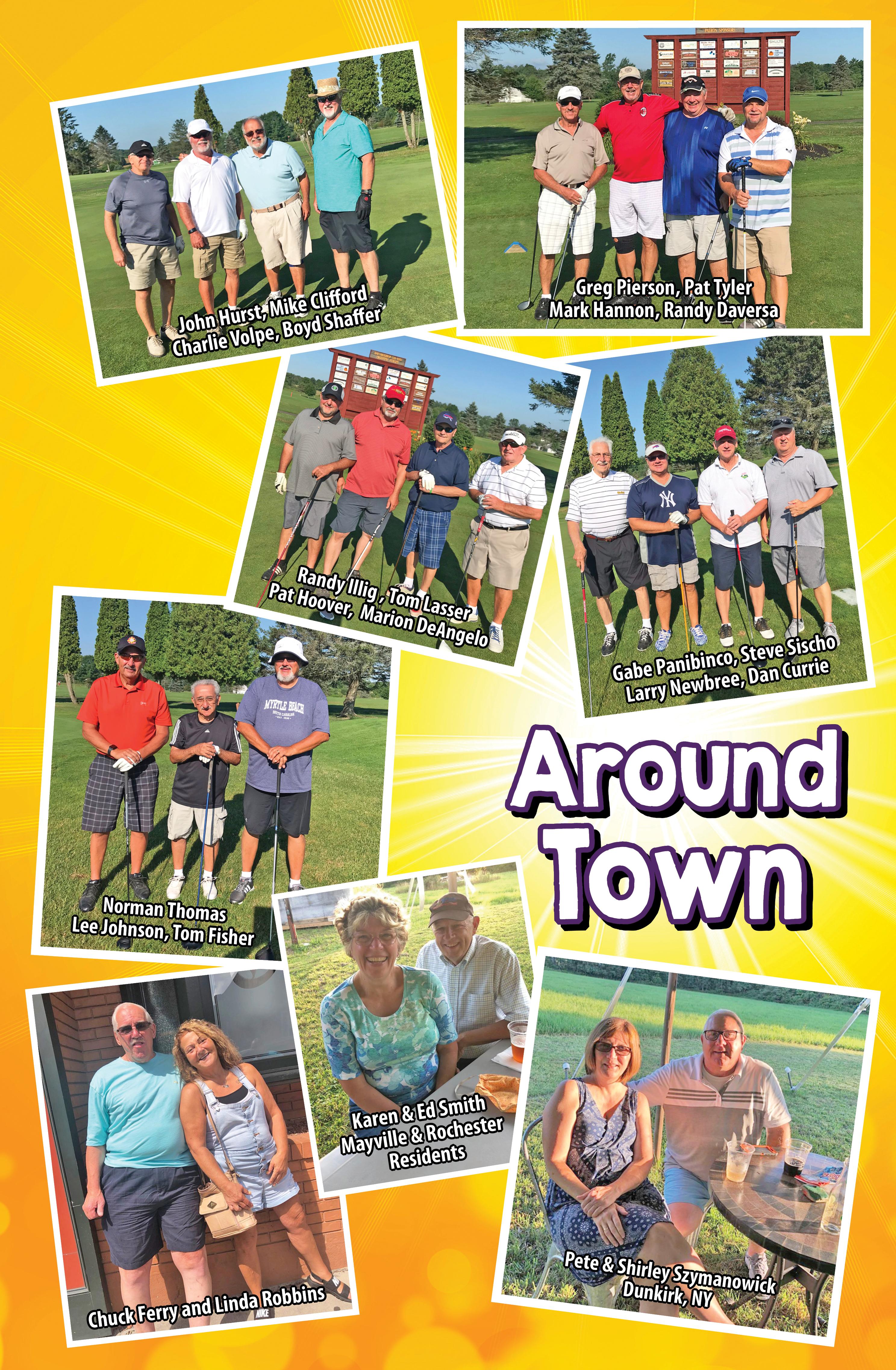 Around Town 8-3-2020